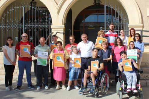 ASPRONA La Roda presenta la campaña 'Dale una vuelta'