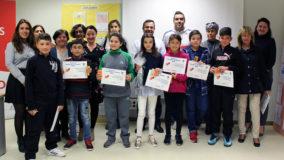 Entregados los premios del concurso 'Futuros talentos'