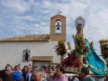 Este domingo, la Virgen de los Remedios llega a La Roda en romería