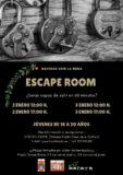 Escape Room: ¿Serás capaz de salir en 60 minutos?