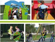 El Ayuntamiento de La Roda renovará la zona infantil de juegos del parque de la Cañada