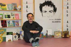 Pablo Albo impartirá un taller de narración oral en La Roda