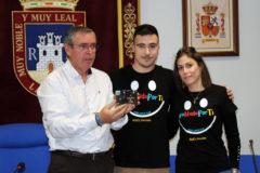 ADELANTE nombró a los rodenses 'Embajadores en la lucha contra la ELA'