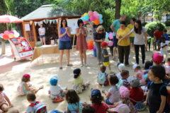 El quiosco de lectura del parque Adolfo Suárez inaugura temporada