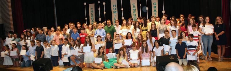 La Gala del Estudio Académico y Musical 2019 reconoció a 106 estudiantes
