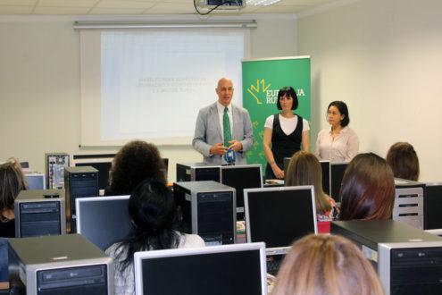 Programa de Liderazgo y Gestión Empresarial para mujeres del ámbito rural