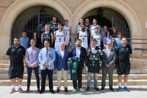 Soliss seguirá apostando por el baloncesto rodense y su equipo en LEB Plata