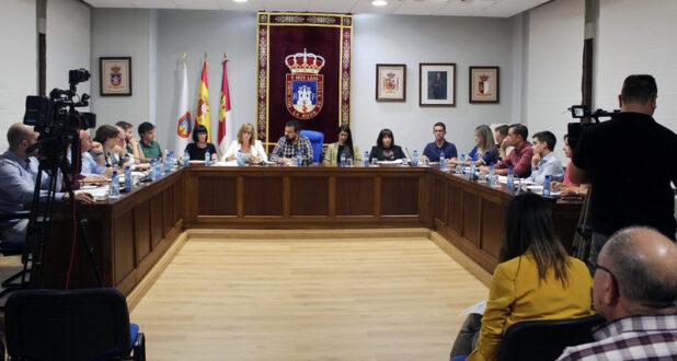El pleno del Ayuntamiento de La Roda aprueba la creación de la Comisión Municipal de Deslinde