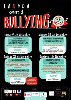 Las jornadas 'La Roda contra el acoso escolar' intensifican su actividad