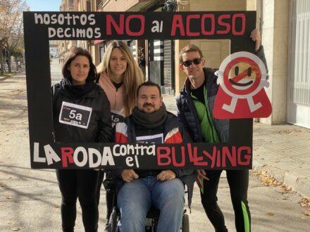 Más de 1000 personas se implican contra el acoso escolar en La Roda
