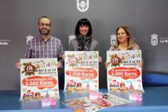 La campaña de Navidad del comercio rodense ofrece 2.000 euros en premios