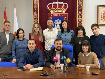 Juan Ramón Amores hace balance de los 6 primeros meses al frente del Ayuntamiento de La Roda