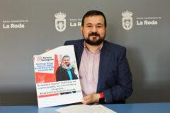 Juan Ramón Amores quiere 'conectarse' con los jóvenes de La Roda