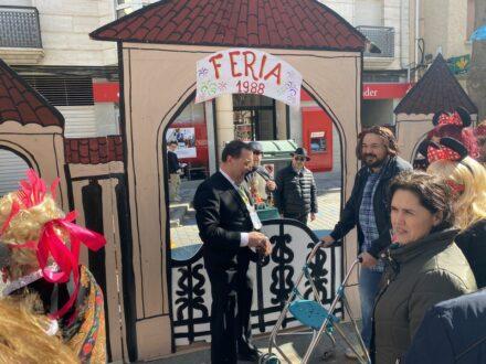 La Roda celebró su tradicional Mercadillo de Carnaval