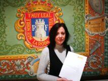 Eva María Perea informa de las medidas del COVID-19 en la Residencia de Mayores