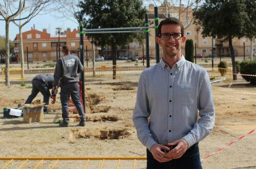 El parque de La Cañada contará con una zona de calistenia