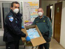 La concejala de Seguridad destaca la labor de la Policía Local durante el confinamiento