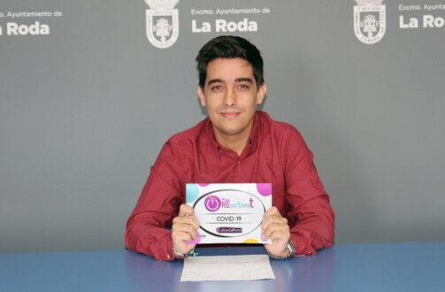 'Dale caña al Comercio' llegará en julio a todos los comercios, bares y restaurantes de La Roda