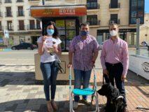 Juan Ramón Amores anima a los rodenses a recuperar la ilusión