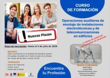 Se retoma el curso 'Energía Plus La Roda' con plazas disponibles