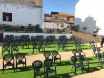 El patio de la Posada del Sol abre sus puertas como espacio de artes escénicas