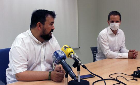 Ricardo Cuevas anima a los rodenses a estudiar en la Universidad de Castilla-La Mancha