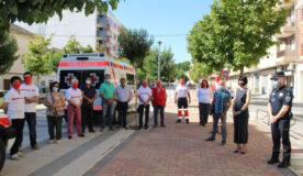 Cruz Roja presenta a los ayuntamientos de la comarca el borrador de un ambicioso plan de emergencias