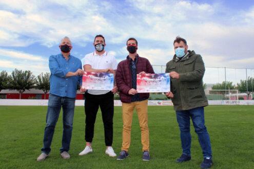 El Campo Municipal de Deportes acogerá el Triangular 'Villa de La Roda'