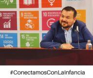 Juan Ramón Amores visibiliza el Día Mundial de la Infancia