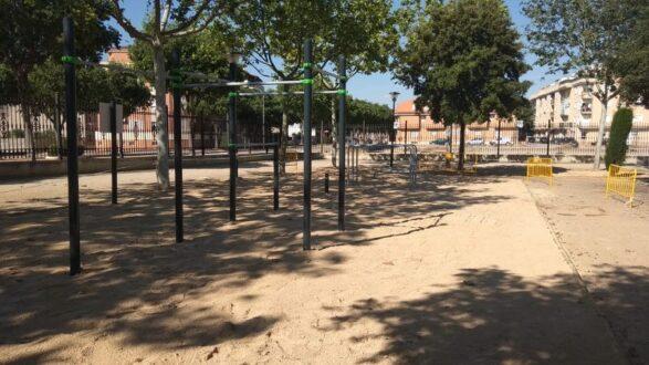 Amores anuncia 6.000 euros para el Consejo Juvenil y la ampliación del Parque de Calistenia