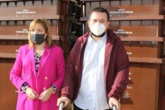 El contenedor marrón llega a La Roda