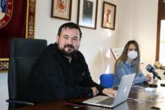 Juan Ramón Amores trabaja para que el Centro Joven sea una realidad en 2021