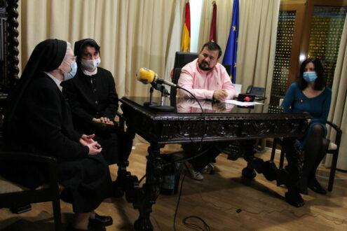Juan Ramón Amores propondrá una calle en homenaje a las Hermanas del Sagrado Corazón de Jesús