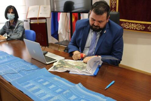 El Ayuntamiento rehabilitará el entorno de la Estación de tren