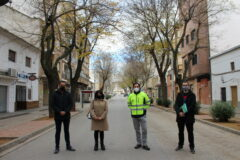 Comienzan las obras de la Calle Castelar