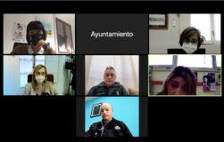 La Mesa de Coordinación Policial de Violencia de Género se reune de forma telemática