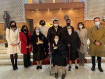 Juan Ramón Amores agradece la labor de las Hermanas del Sagrado Corazón de Jesús en su misa de despedida