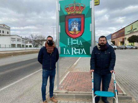 El Ayuntamiento presenta la campaña 'Hola, La Roda'