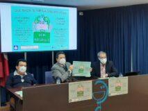 El Colegio de Farmacéuticos de Albacete y Asprona inician una campaña de donación de mascarillas