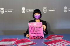 Concurso de Tik Tok, charlas, deporte, literatura… en la II Semana de la Mujer de La Roda