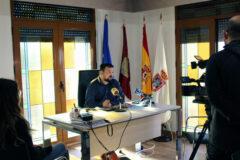 Juan Ramón Amores convoca al vecindario de la Calle Voluntariado para el martes 18 de mayo
