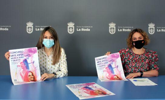 I Concurso 'Arte Joven La Roda' de música, baile y grafiti