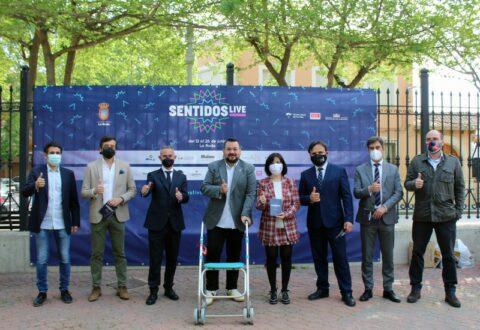 El Festival de los Sentidos lanza el ciclo cultural 'Sentidos Live'