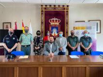 La Roda, primera localidad de Albacete que se adhiere al Sistema VioGén