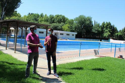 La piscina de verano abrirá sus puertas el 15 de junio