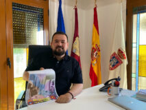 Juan Ramón Amores presenta la iniciativa pionera 'Mi despacho en la calle'