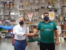 Antonio Javier Moya renueva por Fundación Globalcaja La Roda en LEB Plata