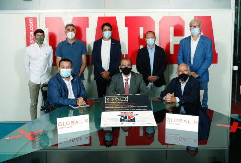 MARCA y Global X refrendan el potencial del torneo 'La Roda U12 Future Stars' como referente mundial