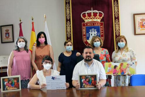 Juan Ramón Amores presenta la nueva sede de Talitha en La Roda