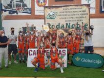 Valencia Basket, campeón del VII RodaNoble femenino